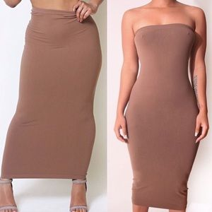 Versatile Maxi Tube Dress/Skirt ✨