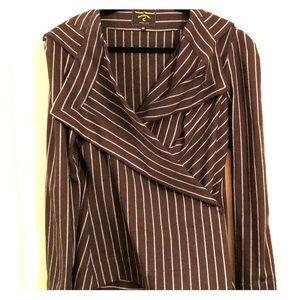 Vivienne Westwood pinstripe jacket