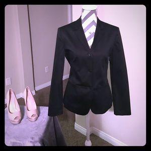 The Limited Stretchy Black Blazer Large 😍👍❤️🎉