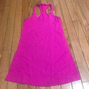 Lululemon hot pink tank