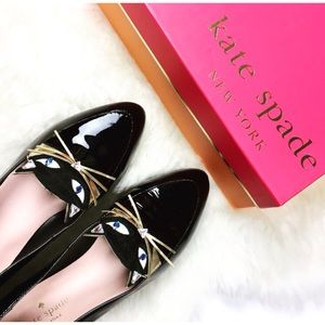 Kate Spade Cecilia Kitty Flats Brand New in Box