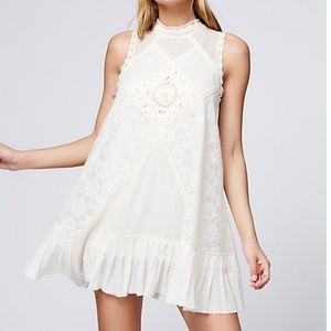 Free People Angel Dress