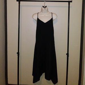 Lark & To Black Handkerchief Dress-NWT