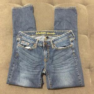 Gap premium skinny ankle jeans