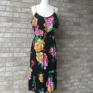 NWT Old Navy Gypsy Floral Dress Size L🌸