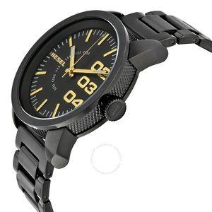 🆕 Diesel | Black Men's Watch DZ1566