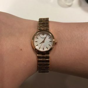Kate Spade New York Rose Gold watch
