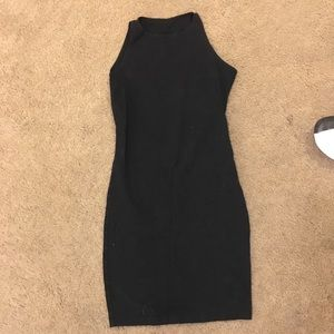 American apparel body con mini dress medium