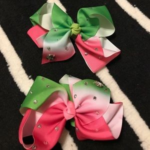 JOJO bows pair-small