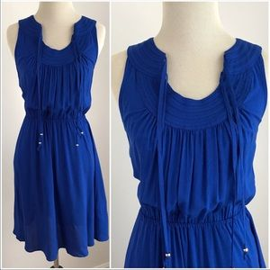 ELLE Sequel Blue Dress