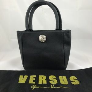 Authentic Versus by Versace Mini Leather Tote