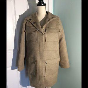 NWOT Asos Wool blend Coat