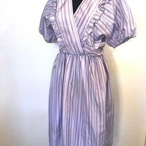 Vintage Dresses - Vintage violet dress