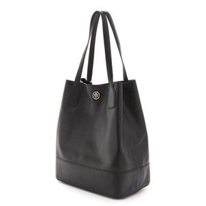 Tory Burch Michelle Angelux Tote in Black
