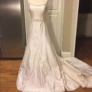 James Clifford A-line Wedding Gown J11166S