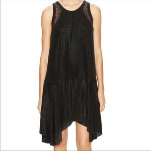 Free People dotted flapper-like dress!