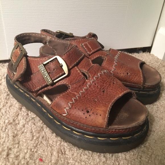 8bfdc773 Dr. Martens Shoes   Doc Martin Sandals   Poshmark