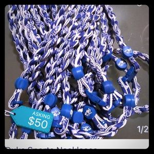 Duke Team Sports Necklaces! Just in time!