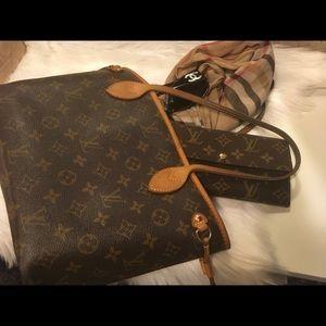 💯 %Louis Vuitton Neverfull pm