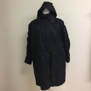 Jackets & Blazers - Black knee length coat