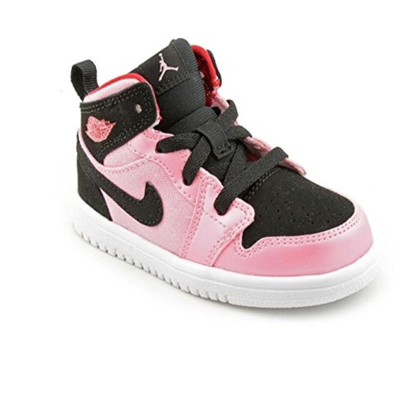 cheap for discount f1fad 45d05 Toddler Nike Air Jordan Retro 1 Mid Flex Ion Pink.  M_59ec406e78b31cae8e076b61