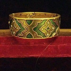 Premier designs mint stretch bracelet
