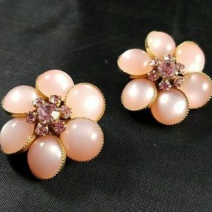 Vintage Judy Lee Earrings