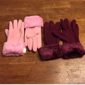 Gloves, price for both pairs