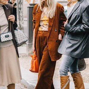 H&M corduroy blazer