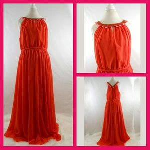 Lane Bryant Goddess Gown Sz 18 NWOT