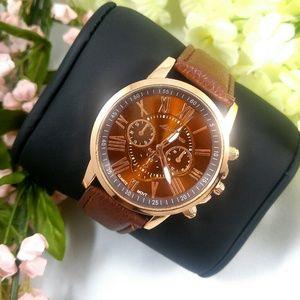 Chocolate Watch