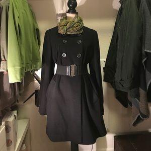 Swing Dress Coat