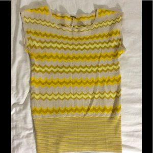 Free People Sleeveless Knit Sweater