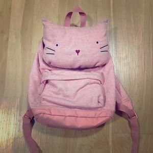 Gap Pink Cat Backpack