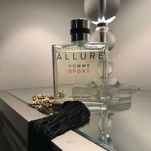Chanel Allure Sport Cologne