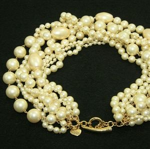 Carolee LUX Pearl Necklace