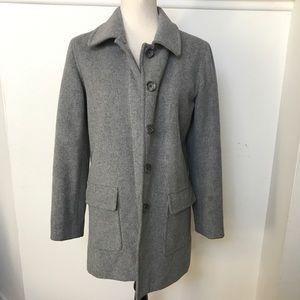 [J.Crew] Wool Cashmere Coat