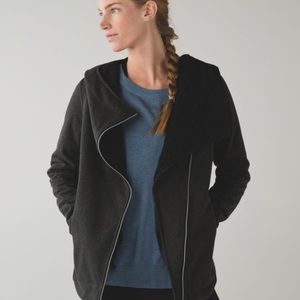 Lululemon Cozy up buttercup jacket size 2