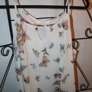 Women's Blouse (Tank Top)