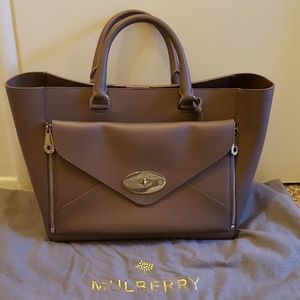 Mulberry Willow Tote Bag Purse