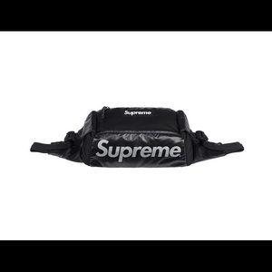 Supreme cordura waistbag fanny pack shoulder bag