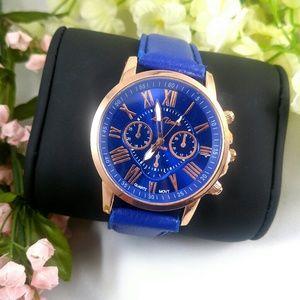 Cobalt Watch