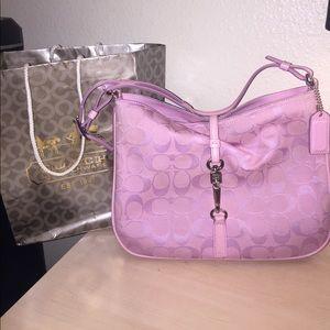 Authentic Vintage [Coach] pink purse