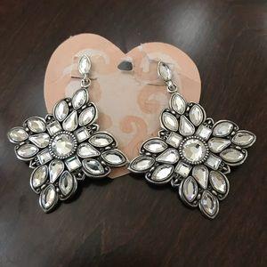 Brighton Maharani Sitari Earrings Dangle Drop