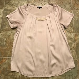 Gap Taupe Blouse