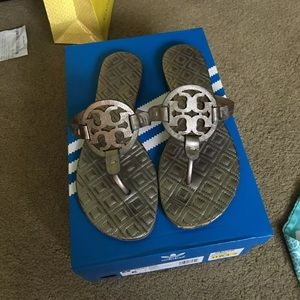 Tory Burch Silver Millers