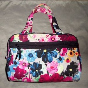 Thirty One 31 large cosmetic bag case