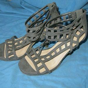 Padded heel