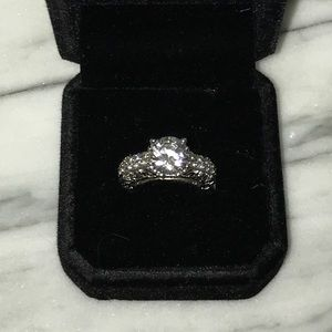 Victoria Wieck Absolute Diamond Solitaire Ring