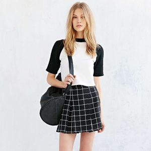 Silence + noise urban outfitters skirt, 6